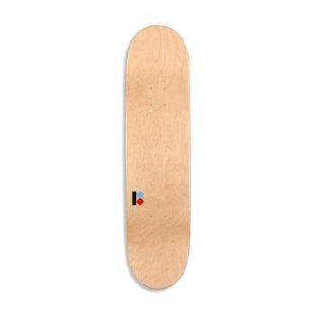 Plan B Team OG Teal Skateboard Deck