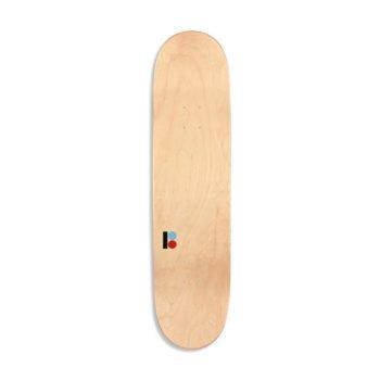 Plan B Team Stain Skateboard Deck