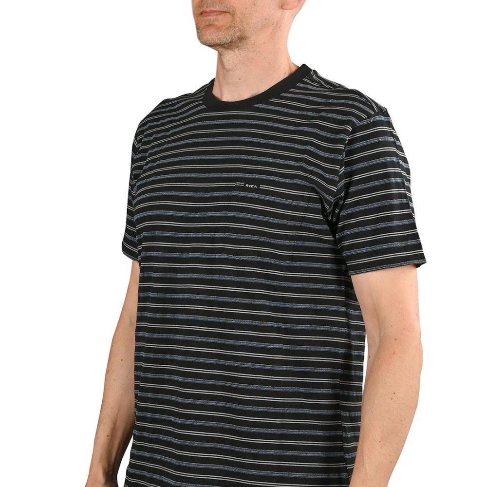 RVCA Runaway S/S T-Shirt - Black