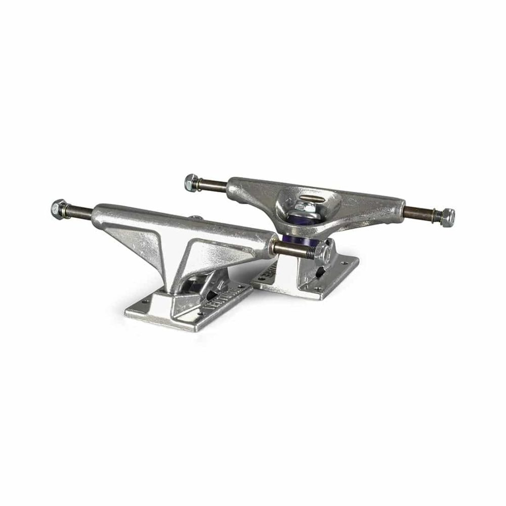 Venture 5.0 High Trucks (Pair) - Polished Silver