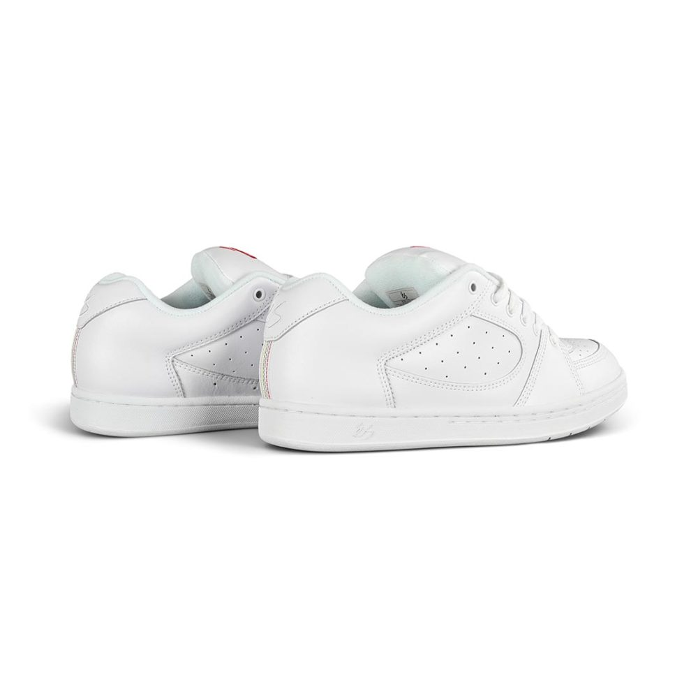 eS Accel OG Shoes - White / White