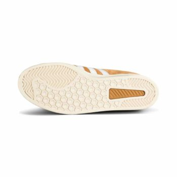 Adidas Campus ADV Skate Shoes - Mesa / Cloud White / Chalk White
