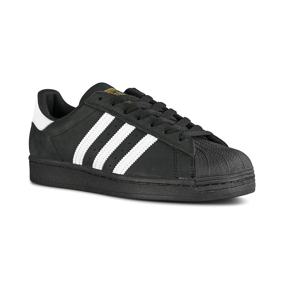 Adidas Superstar ADV Skate Shoes - Core