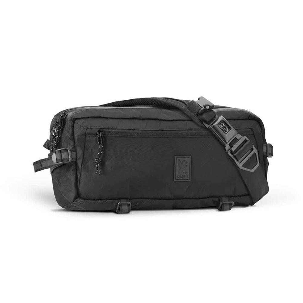 Chrome Kadet Nylon 9L Messenger Bag - BLCKCHRM 22X