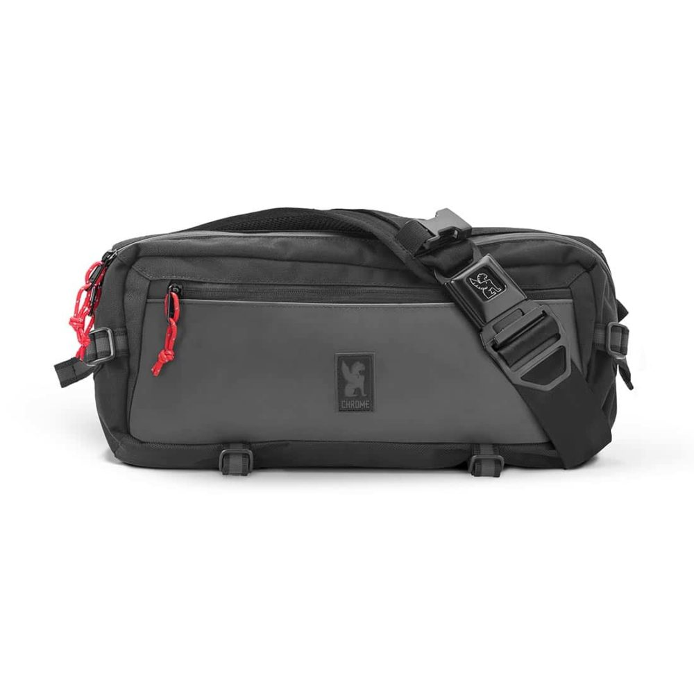 Chrome Kadet Nylon 9L Messenger Bag - Night