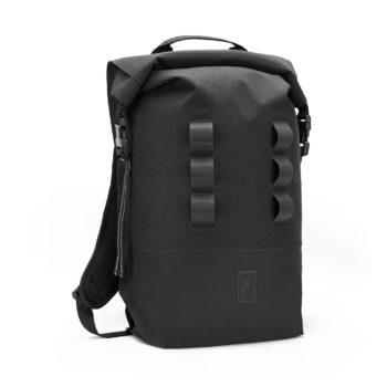 Chrome Urban Ex 2.0 Rolltop 20L Backpack - Black