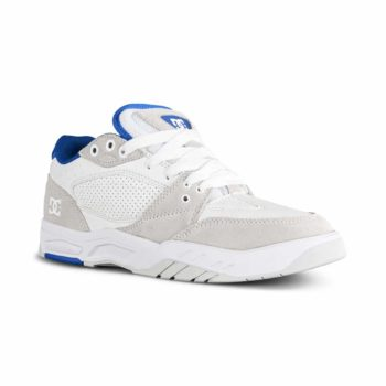 DC Shoes Maswell - White / Grey / Blue