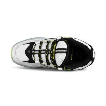 DC Shoes Kalis OG x Monkey Time - White / Grey