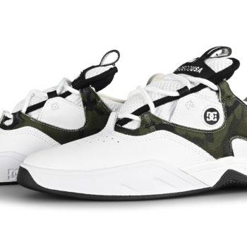 DC Shoes Kalis S - White Camo