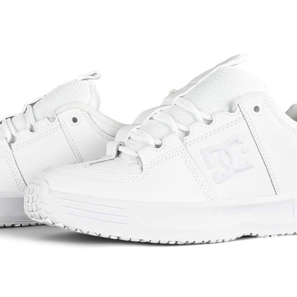 DC Shoes Lynx OG - White / White