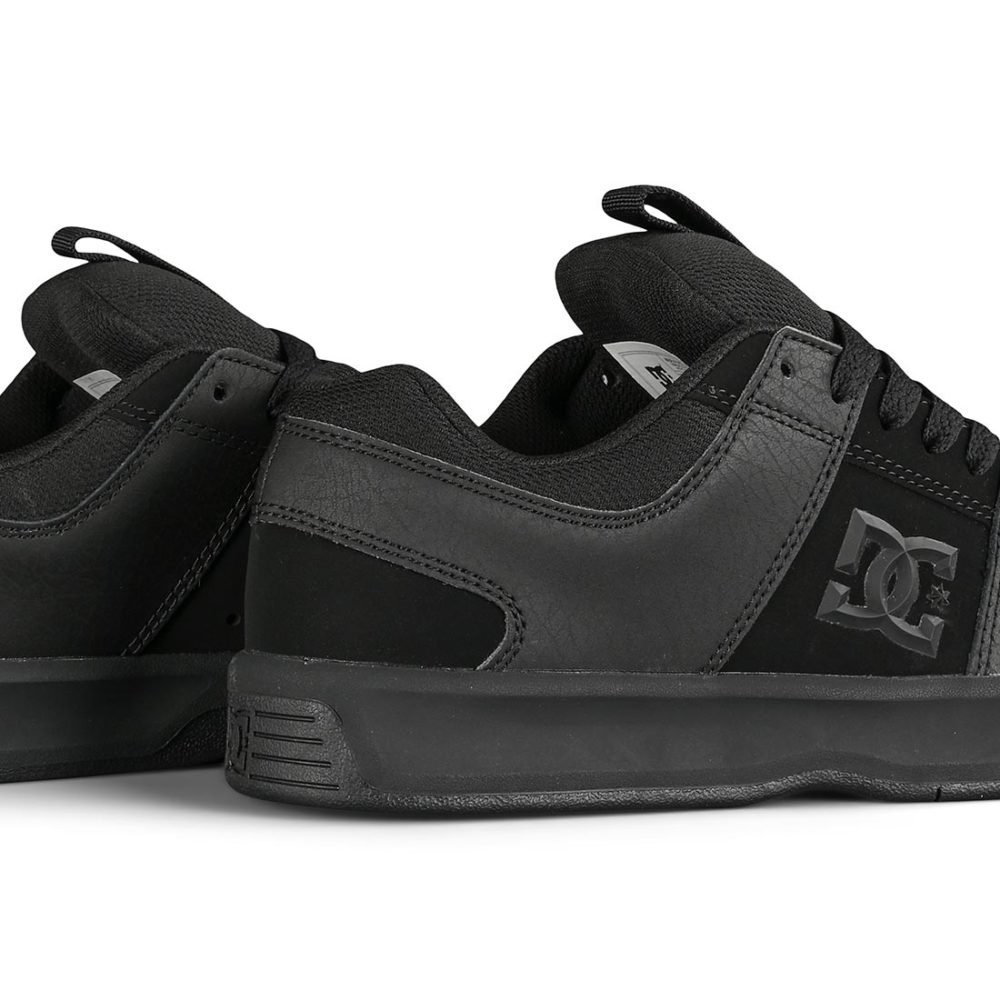 DC Shoes Lynx Zero - Black / Black / Black
