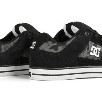 DC Shoes Pure - Black / Grey