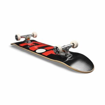 "Flip Odyssey Logo 8"" Complete Skateboard - Black"