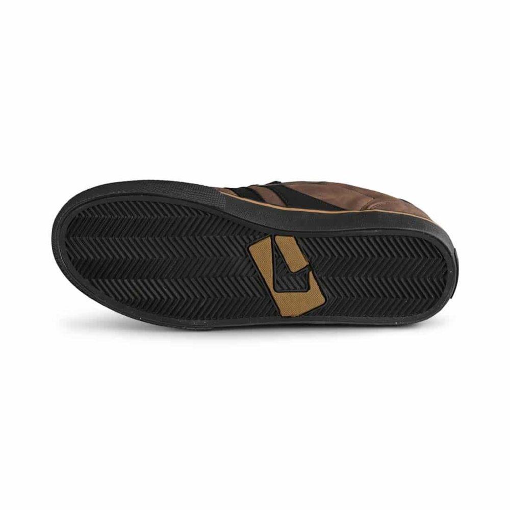 Globe Encore 2 Skate Shoes - Brown Mock / Black