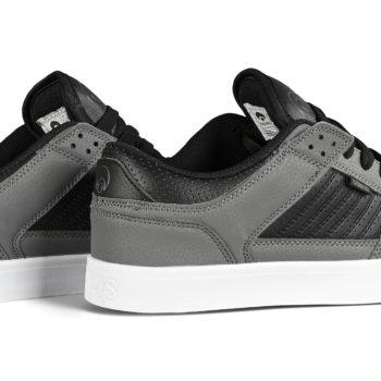 Osiris Protocol Skate Shoes - Charcoal / Black / White