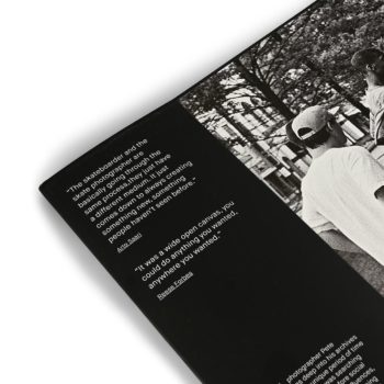 Pete Thompson '93 til Photography Book