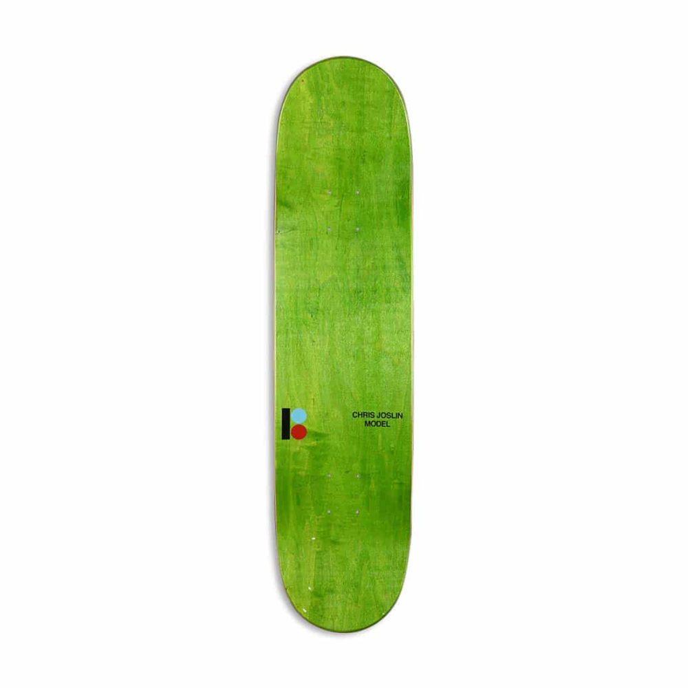 "Plan B Joslin Andromeda 8.0"" Skateboard Deck"