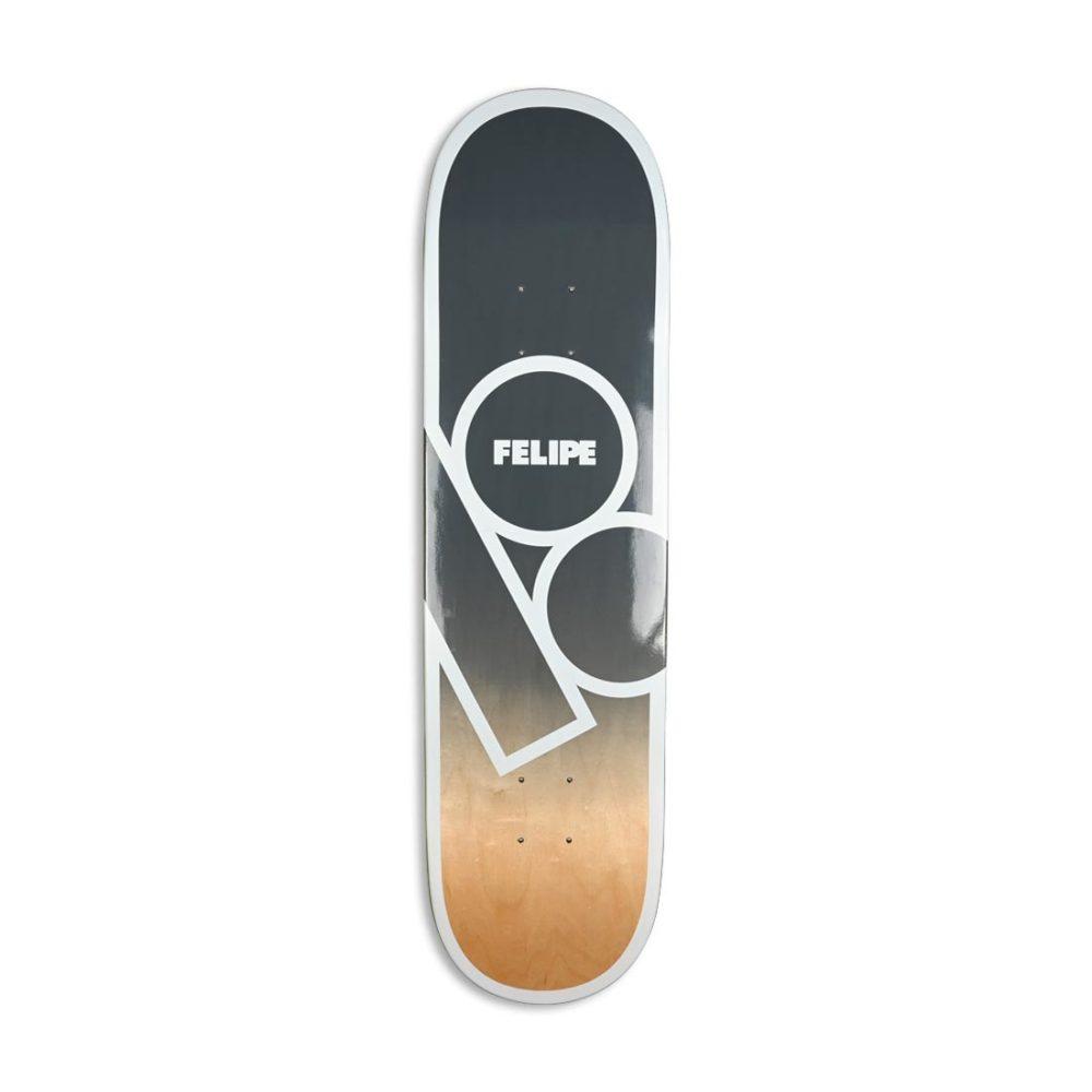 "Plan B Felipe Andromeda 8.25"" Skateboard Deck"