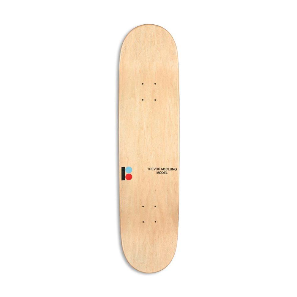 "Plan B Trevor Andromeda 8"" Skateboard Deck"