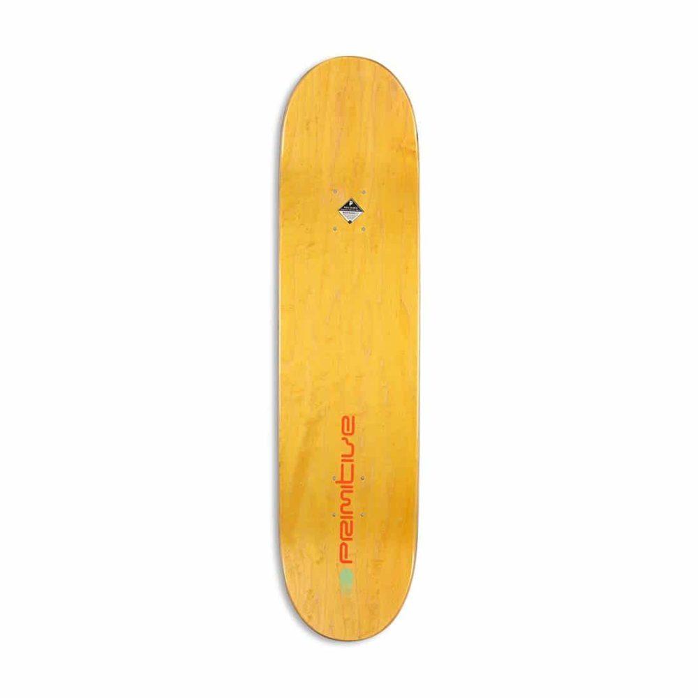 "Primitive Desarmo Research 8"" Skateboard Deck"
