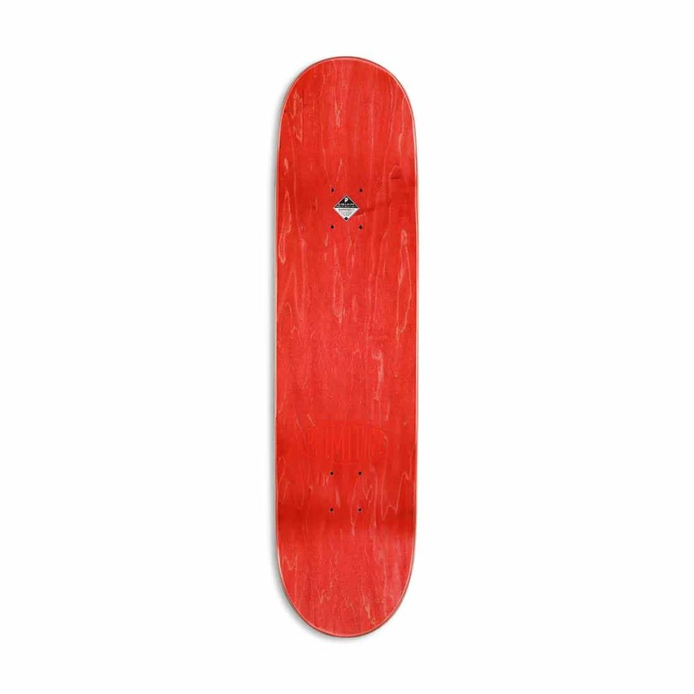 "Primitive McClung Later 8.125"" Skateboard Deck - Blue"