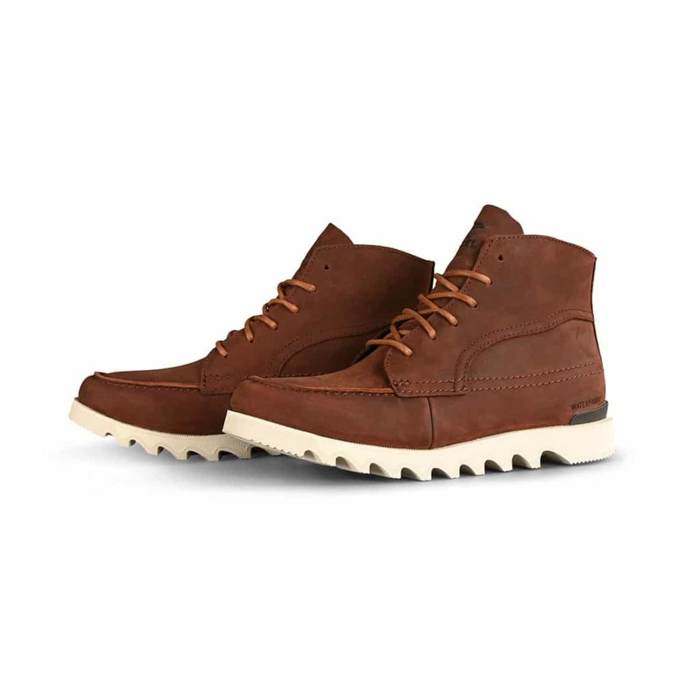 Sorel Kezar Moc Toe Waterproof Boot - Burro
