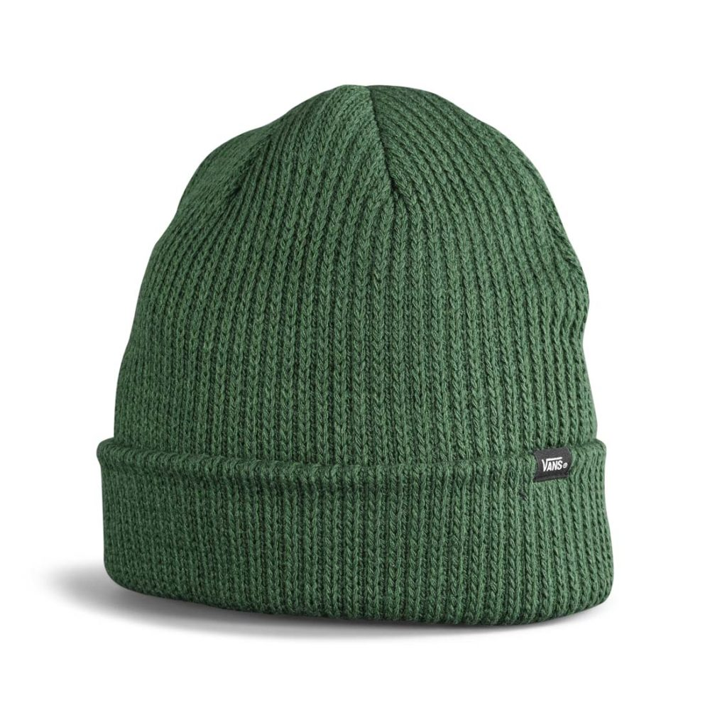 Vans Core Basic Cuff Beanie Hat - Pine Needle