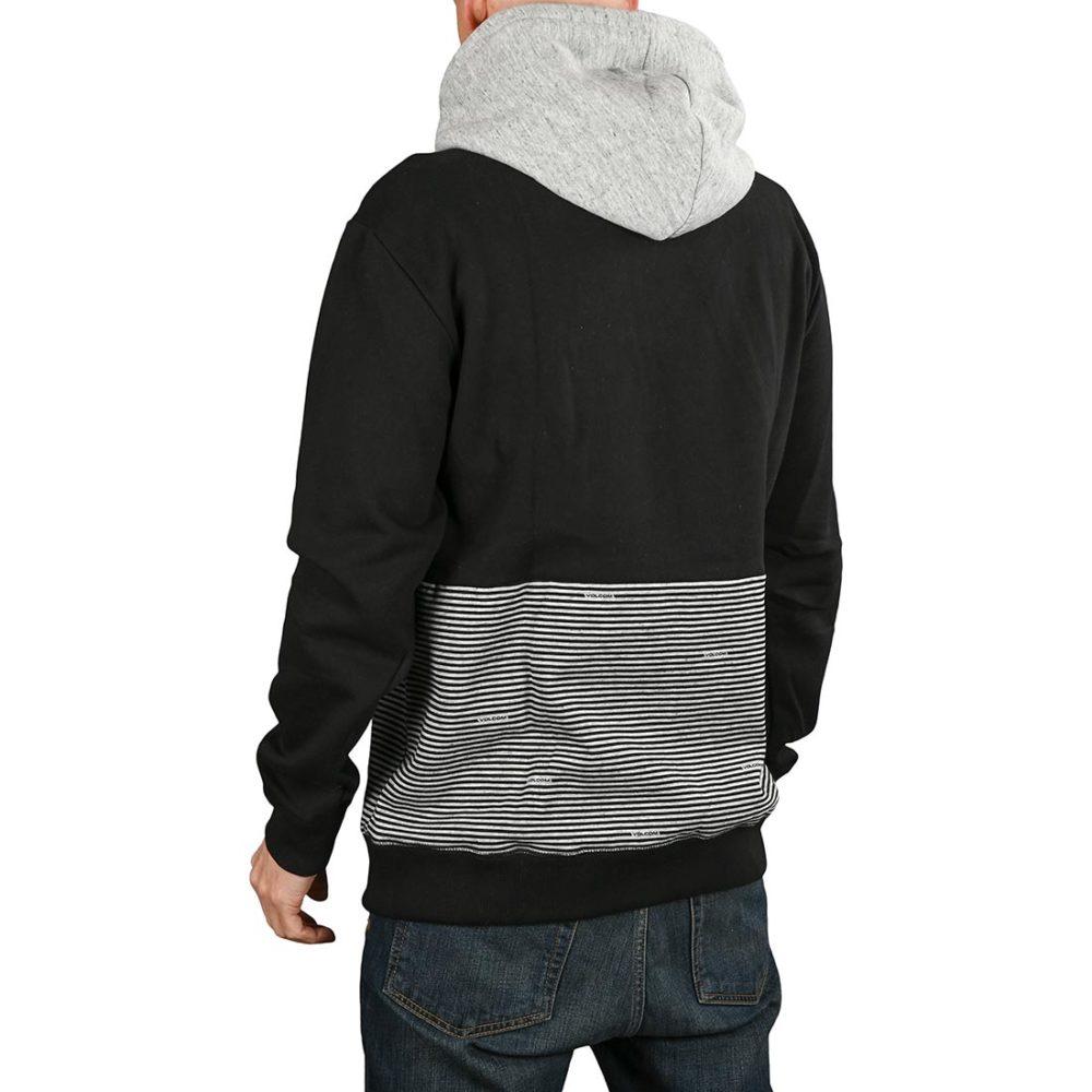 Volcom Forzee Pullover Hoodie - Black