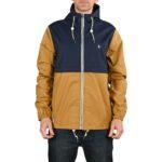 Volcom Howard Hooded Jacket - Bronze