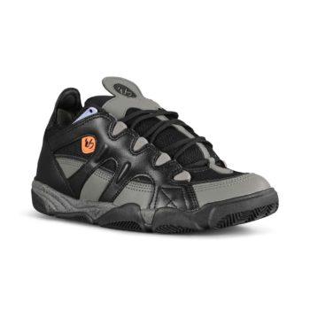 eS Scheme Skate Shoes - Grey / Black
