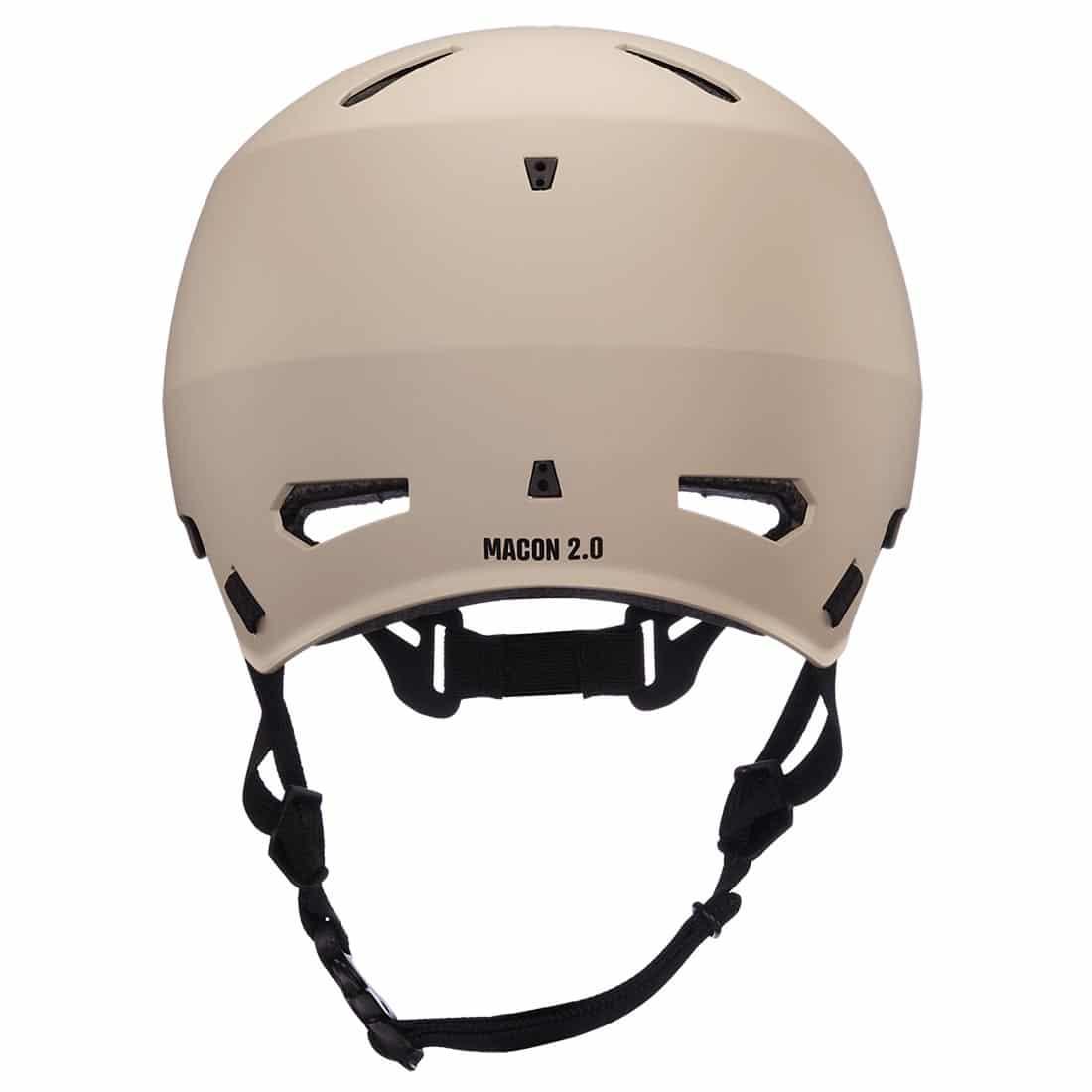 Bern Macon 2.0 H2O Helm 2020 Matte Hyper Red