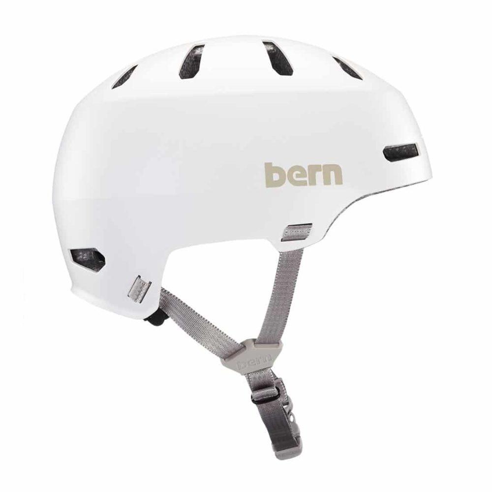 Bern Macon 2.0 MIPS Helmet - Matte White