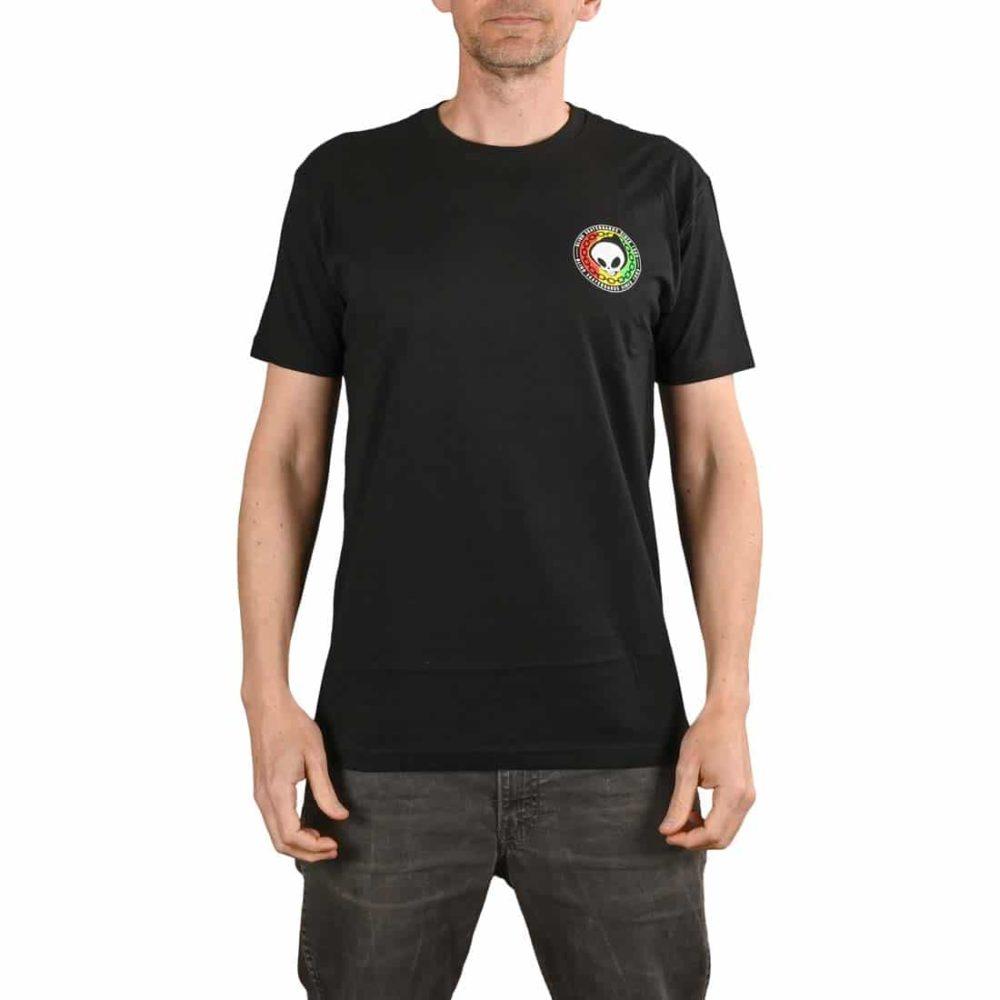 Blind Skateboards Rasta Reaper Premium S/S T-Shirt - Black
