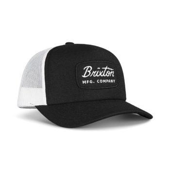Brixton Jolt MP Mesh Back Trucker Cap - Black