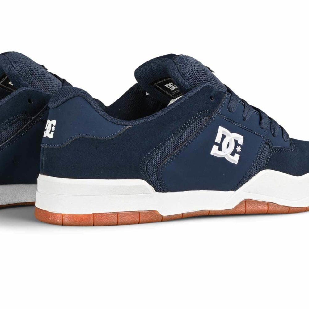 DC Shoes Central - Navy / Gum