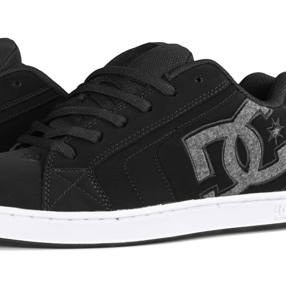 DC Shoes Net - Black / Armor