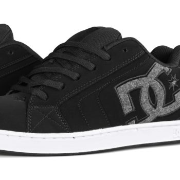 DC Shoes Net - Black / Armor