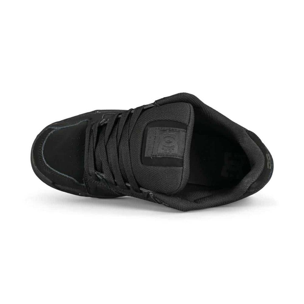 DC Shoes Stag - Black / Black