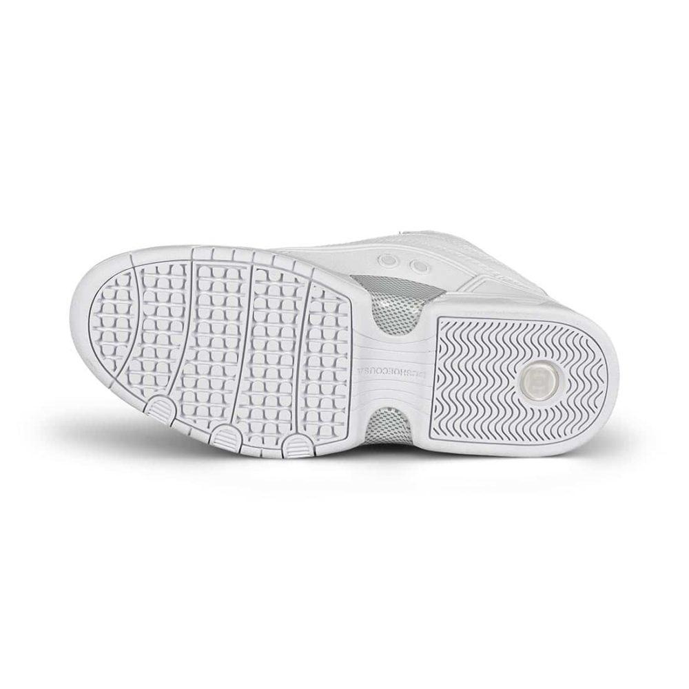DC Shoes Legacy OG - White / White