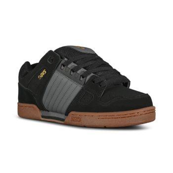 DVS Celsius Skate Shoes - Black / Charcoal / Gum