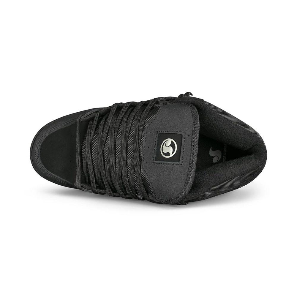 DVS Militia Boot - Black / Black / Gum Nubuck