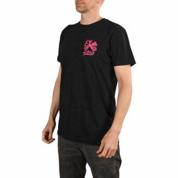 Deus Ex Machina Devil Milano S/S T-Shirt - Black