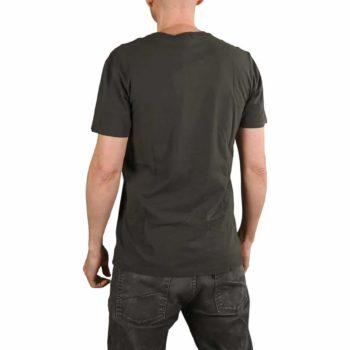 Deus Ex Machina Motor Meet S/S T-Shirt - Beluga Grey
