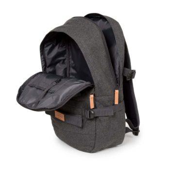 Eastpak Floid Tact L Backpack - Black Denim