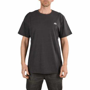 Enjoi Skateboards Premium Panda Patch S/S T-Shirt - Vintage Black