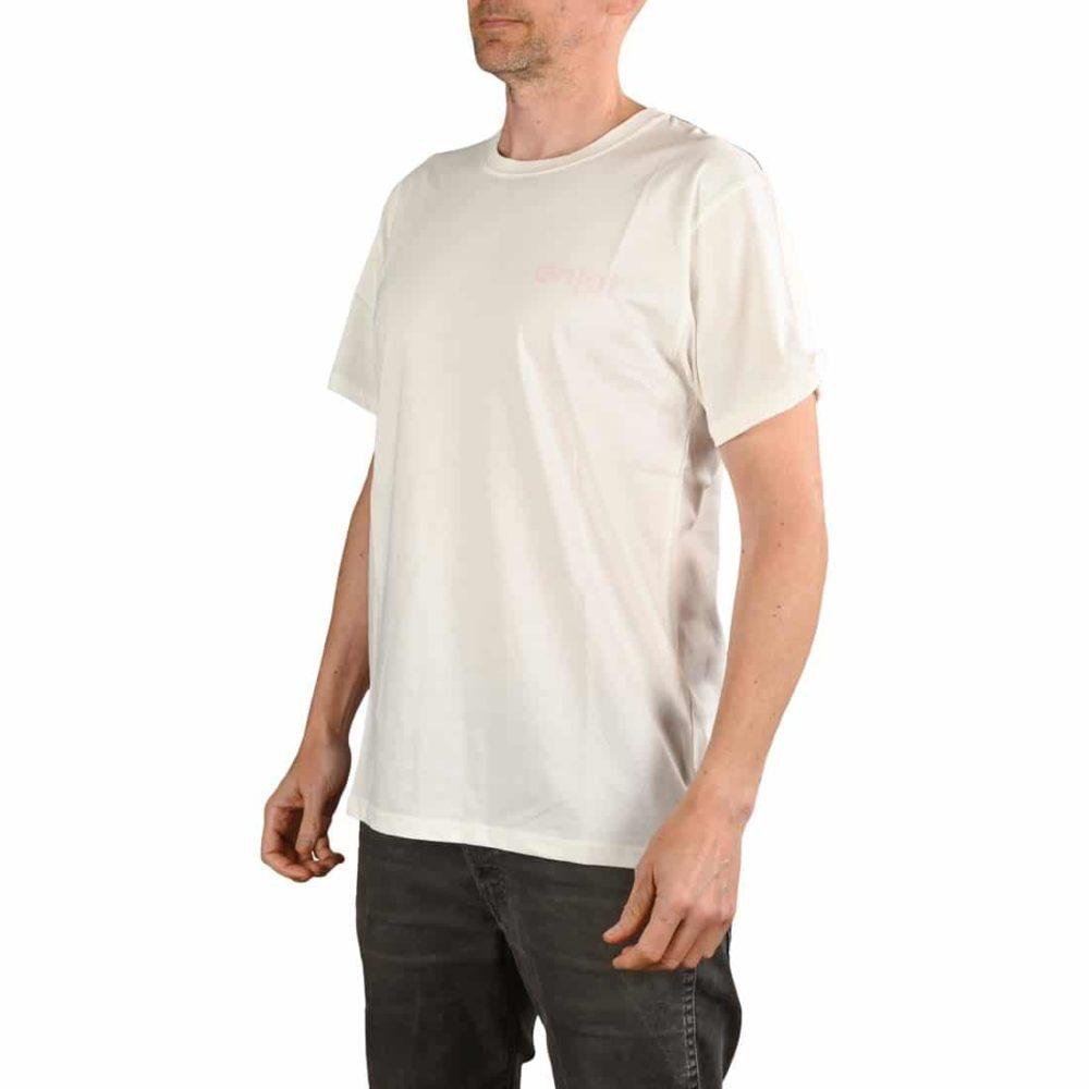 Enjoi Skateboards Premium Panda S/S T-Shirt - Bone White