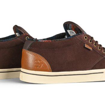 Etnies Jameson Mid Shoes - Brown / Tan