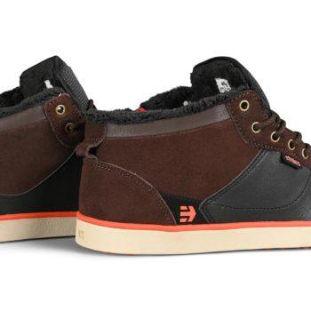 Etnies Jefferson MTW Shoes - Brown / Black / Tan