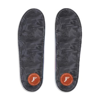 Footprint Gamechanger Orthotic Insoles - Dark Grey Camo