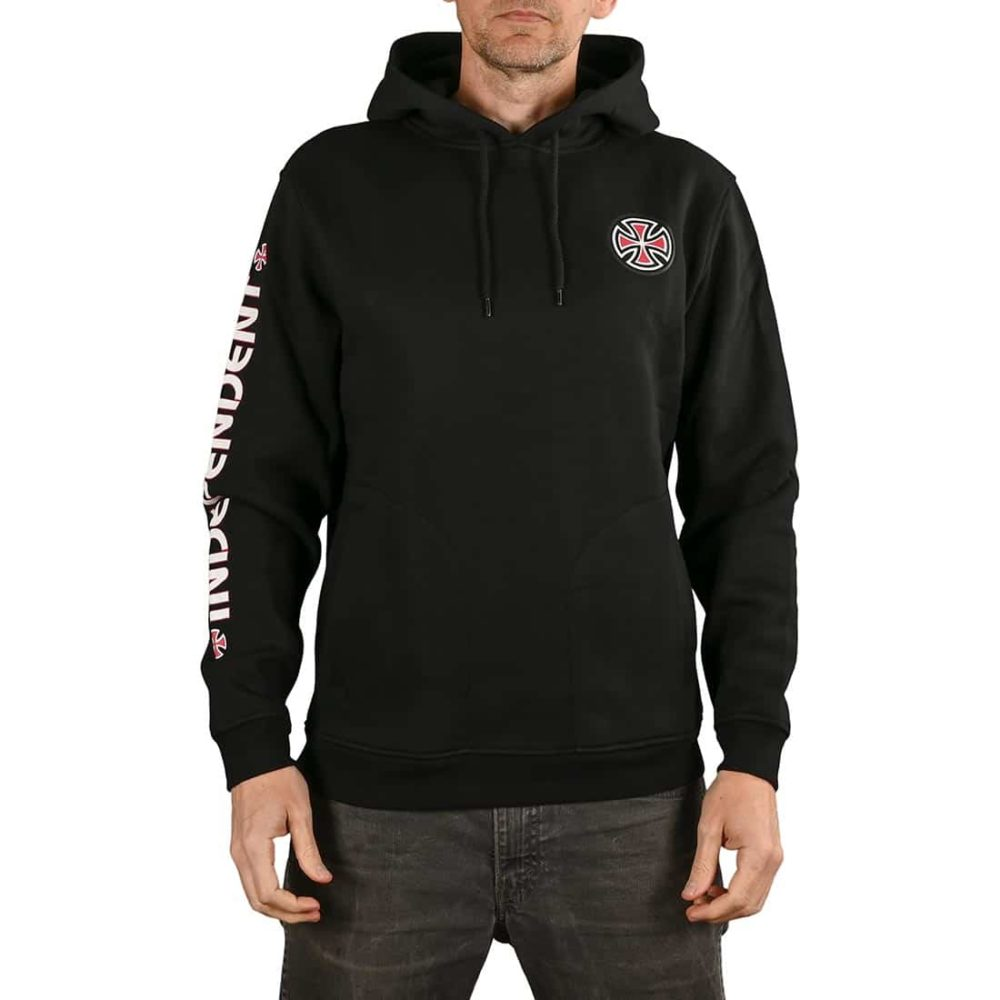 Independent BC Uphold Pullover Hoodie - Black